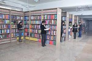 KRMU Gurgaon - Library