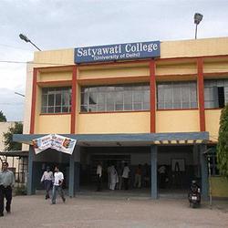Satyawati College