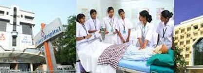 SP Fort College of Nursing