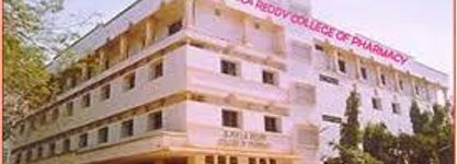 G.Pulla Reddy College of Pharmacy
