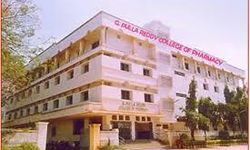 G.Pulla Reddy College of Pharmacy