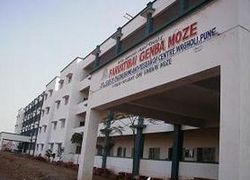 Genba Sopanrao Moze College of Pharmacy