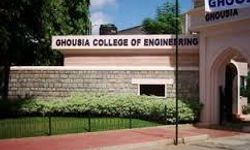 Ghousia College of Engineering
