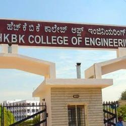 HKBK College of Engineering