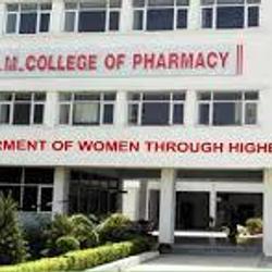 G.V.M. College Of Pharmacy