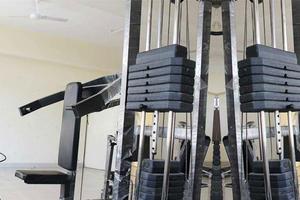 IIHMR - Gym