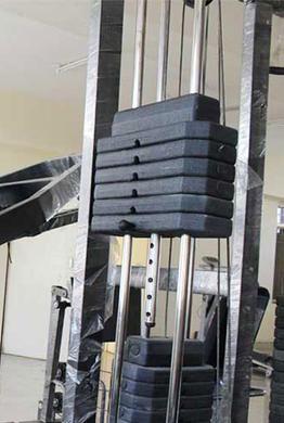 MMU, Sadopur - Gym