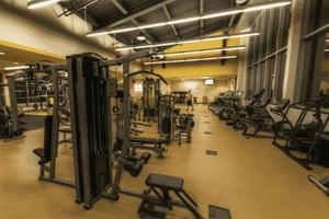 KNIGHTS - Gym