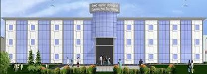 Syed Hashim College of Science And Technology