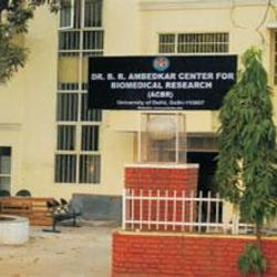 Dr. BR Ambedkar Center for Biomedical Research