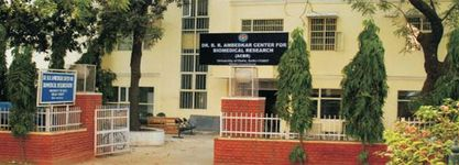 Dr. B.R. Ambedkar Center for Biomedical Research