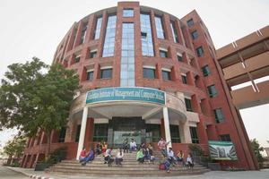 HIMCS Mathura - Building