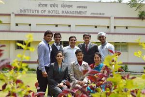 IHM Ahmedabad - Student
