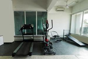 JRE - Gym