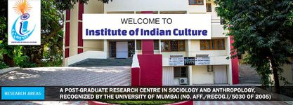 Institute of Indian Culture