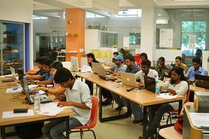IDC IIT BOMBAY - Classroom