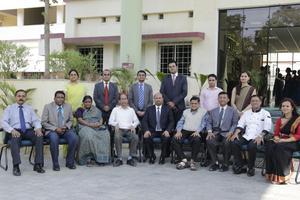 IHM Ahmedabad - Primary