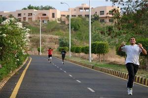 IIM Indore - Ground