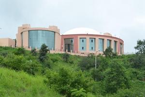 IIM Indore - Infra