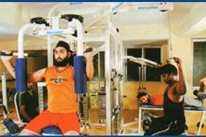 RRDCH - Gym