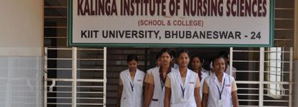 Kalinga Institute of Nursing Sciences