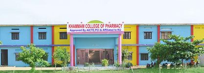 Khammam College of pharmacy