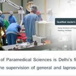 Ashray Institute of Paramedical Sciences