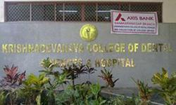 Krishnadevaraya College Of Dental Sciences