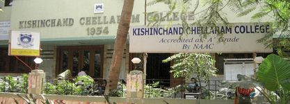 Kishinchand Chellaram College of Arts Science and Commerce
