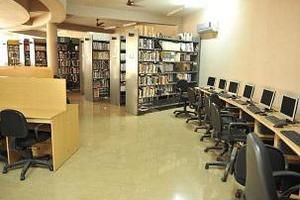 VJIM, Hyderabad - Library