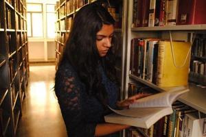 NALSAR - Library