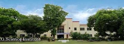M G Science institute