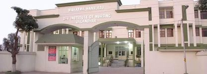 Mahatma Hans Raj DAV Institute of Nursing
