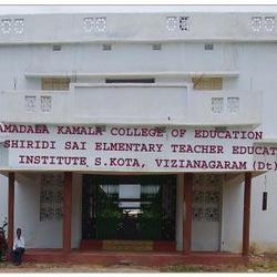 Yanamadala Kamala College of Education