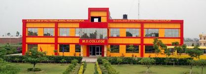 M.D College Of Polytechnic