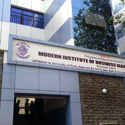 P E Society's Modern Institute of Business Management