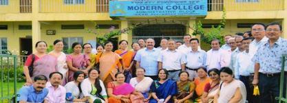 Modern College