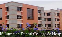 M S Ramaiah Dental College & Hospital