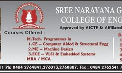 Sree Narayana Mangalam Institute of Management & Technology