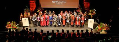 New Castle International College, University of New Castle