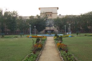 NIT JAMSHEDPUR - Ground