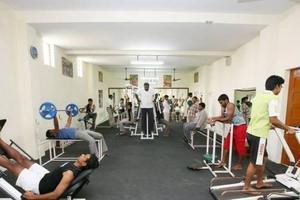 PEC - Gym