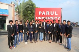 Parul University Fees Courses Placements Ranking Admissions 2020