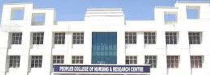 People's College of Nursing & Research Centre