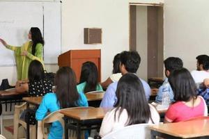 PIMR Indore - Classroom