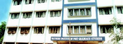 Matrusri Institute Of PG Studies