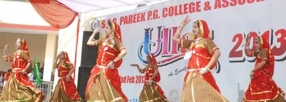 SSG Pareek PG College of Education
