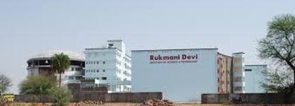 Rukmani devi Institute of Science & Technology