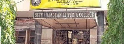 Seth Anandram Jaipuria College