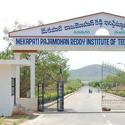 Mekapati Rajamohan Reddy Institute of Technology & Science